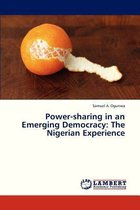 Power-Sharing in an Emerging Democracy