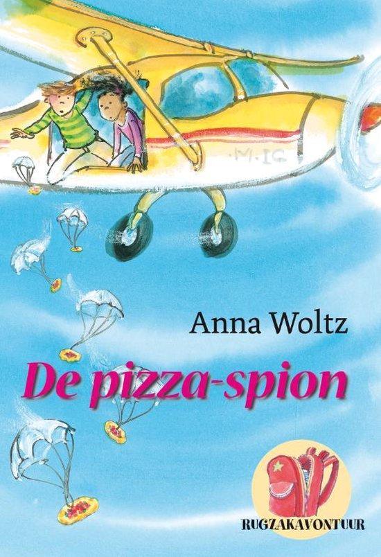 De pizza-spion - Anna Woltz |