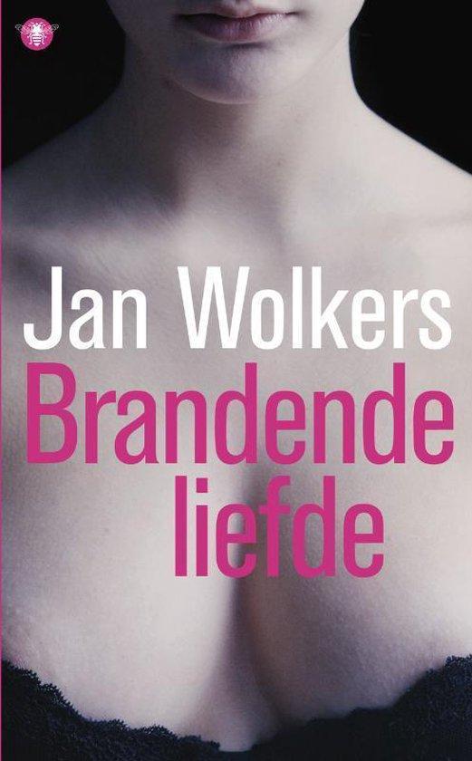 Brandende liefde - Jan Wolkers |