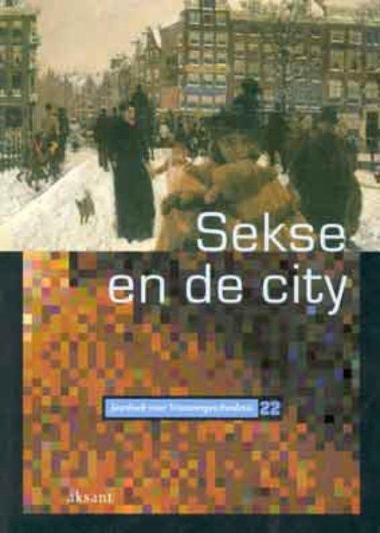 Sekse en de city - C. Bouw |