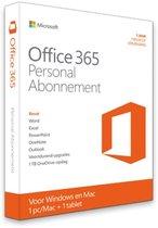 Microsoft Office 365 Personal (doosje)