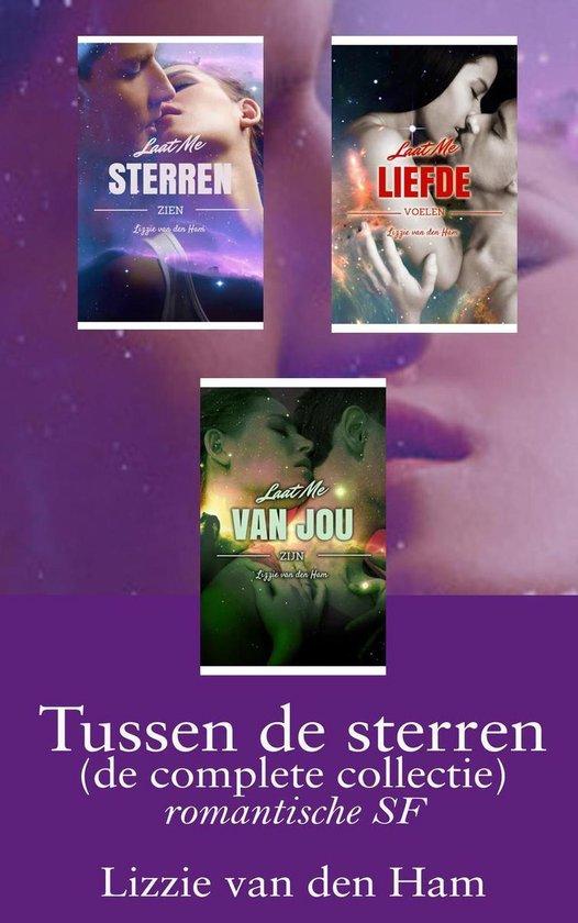 Tussen de sterren (complete collectie) - romantische SF - Lizzie van den Ham |