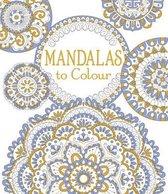 Mandalas to Colour