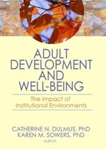Adult Development and Well-Being