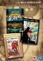 Wes Anderson Collection - Life Aquatic / Rushmore / The Royal Tennenbaums