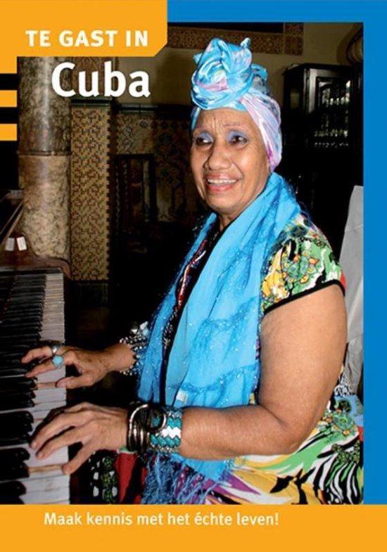 Te gast in... - Cuba - Ellen Weber pdf epub