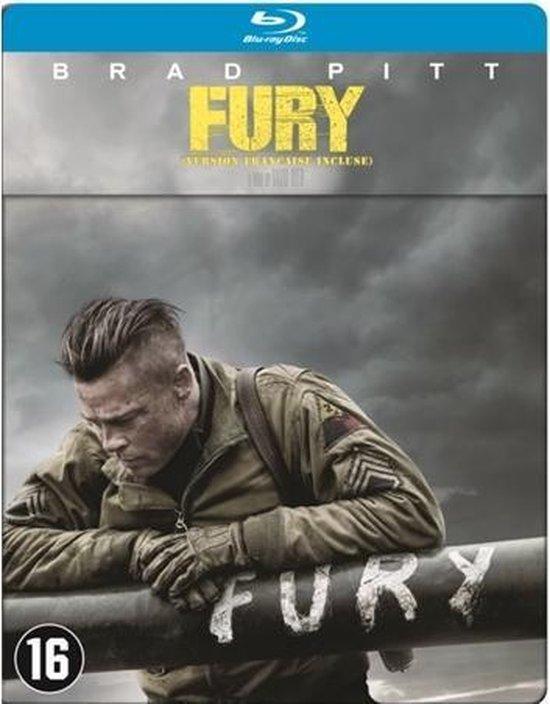 Fury (Steelbook)