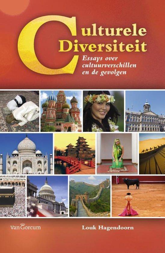 Culturele diversiteit - Louk Hagendoorn  