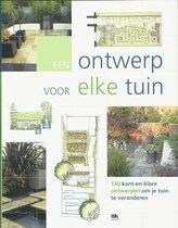 Een ontwerp voor elke tuin