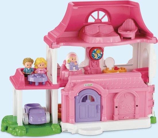 Fisher-Price Little People Geluiden Huis - Speelset
