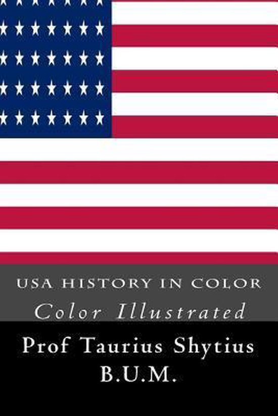 USA History in Color