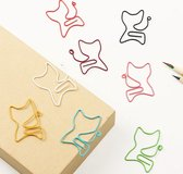 paperclips Kat - 12 stuks