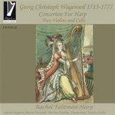 Wagenseil: Concertos For Harp, Two Violins & Cello