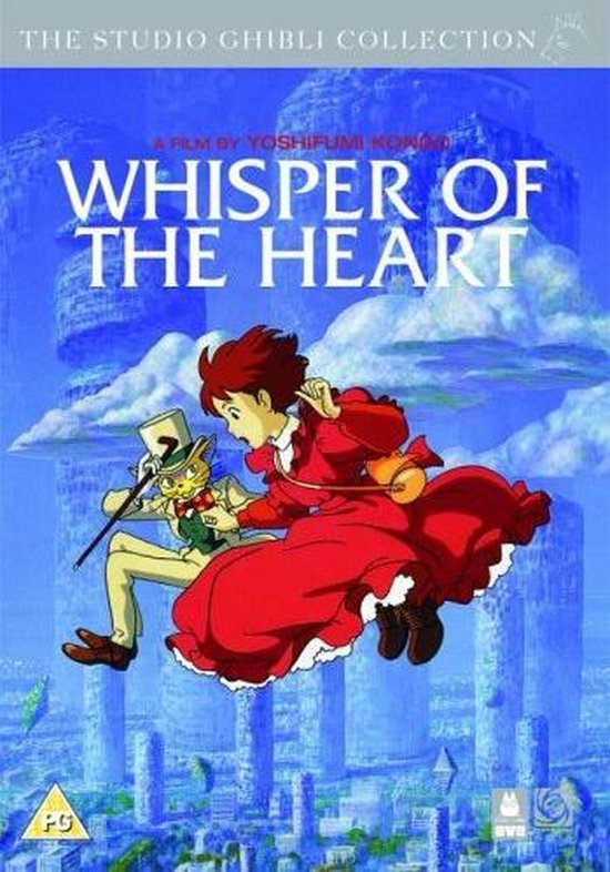 Cover van de film 'Whisper Of The Heart'