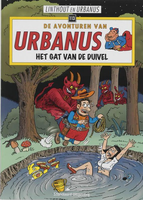 Urbanus 113 Het gat van de duivel - Willy Linthout pdf epub