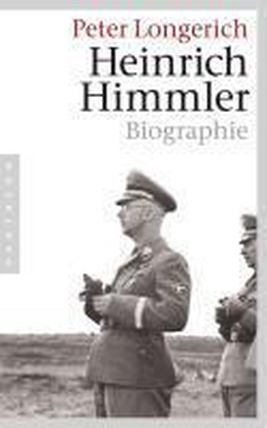 Boek cover Heinrich Himmler van Peter Longerich (Paperback)