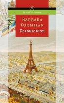 Boek cover De trotse toren van Barbara Tuchman (Paperback)