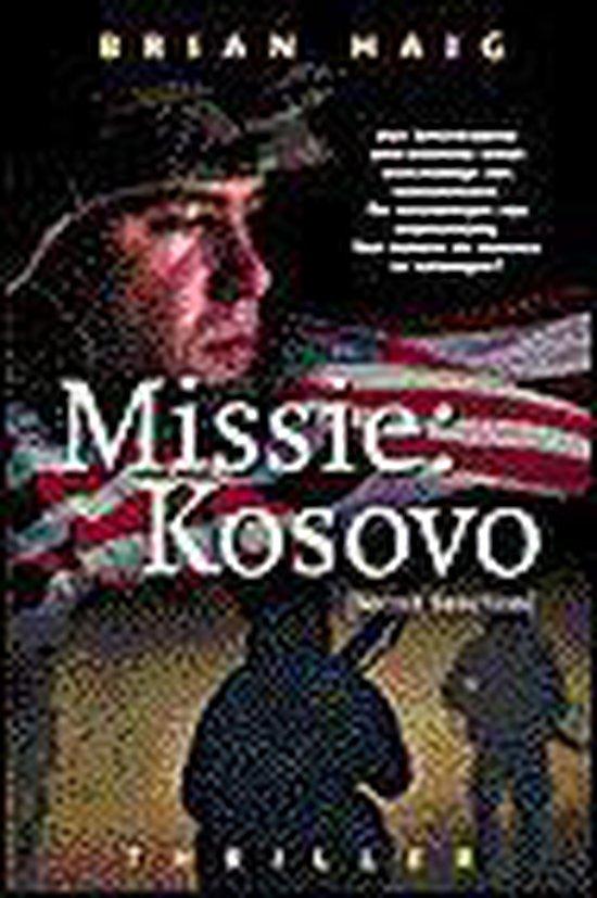 Missie: Kosovo - Brian Herbert |