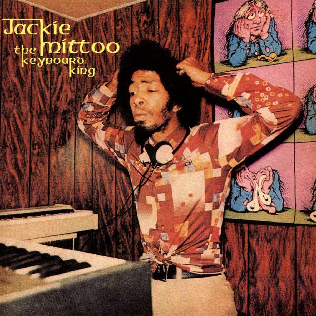The Keyboard King - Jackie Mittoo