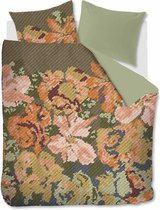 OLY Embroidered Flower Multi 140x200/220