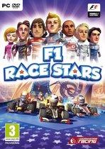 Cedemo F1 Race Stars Basis Duits, Engels, Spaans, Frans, Italiaans PC