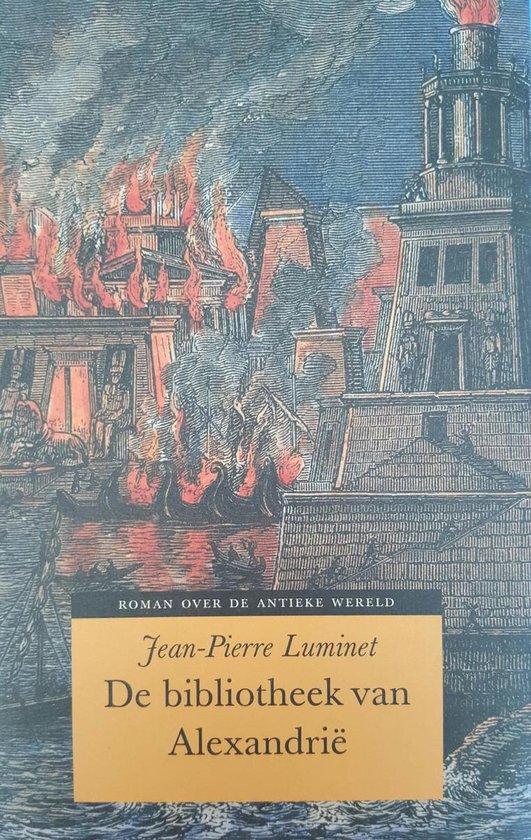 Bibliotheek van alexandrië - Jean-Pierre Luminet |