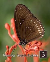 Number Search Puzzles 3