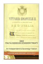 1863 Italy & the Hawaiian Kingdom Treaty