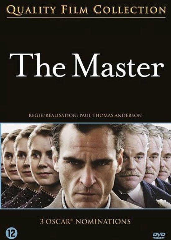 Cover van de film 'Master'
