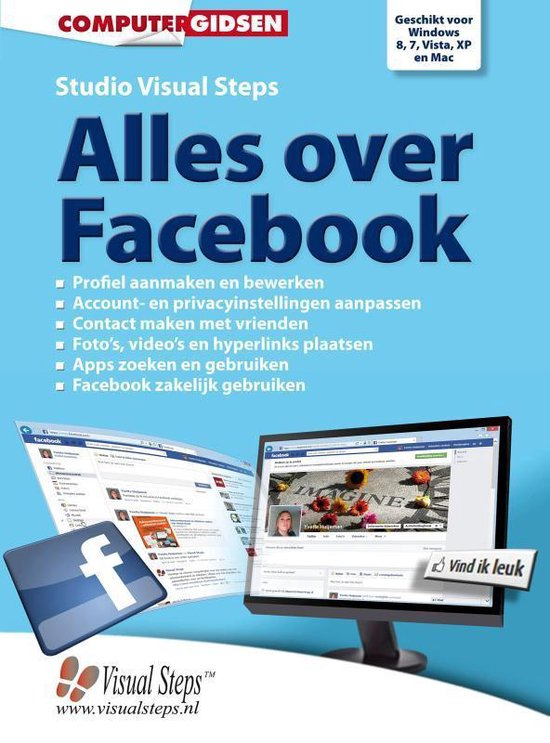 Alles over Facebook - Studio Visual Steps |