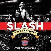 Living The Dream Tour - Live (Coloured Vinyl) (3LP)