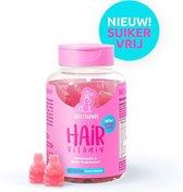Sweet Bunny Hare Haar Vitamines - NEW! 0% Sugar 100% Vegan - 60 gummies (alternatief voor sugar bear hair)