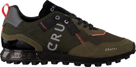 Cruyff Classics Heren Lage sneakers Superbia - Groen - Maat 42