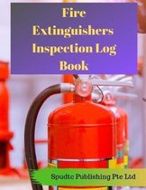 Fire Extinguishers Inspection Log Book