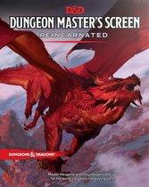 Dungeons & Dragons RPG Écran du Maître du Donjon Reincarnated *ANGLAIS*