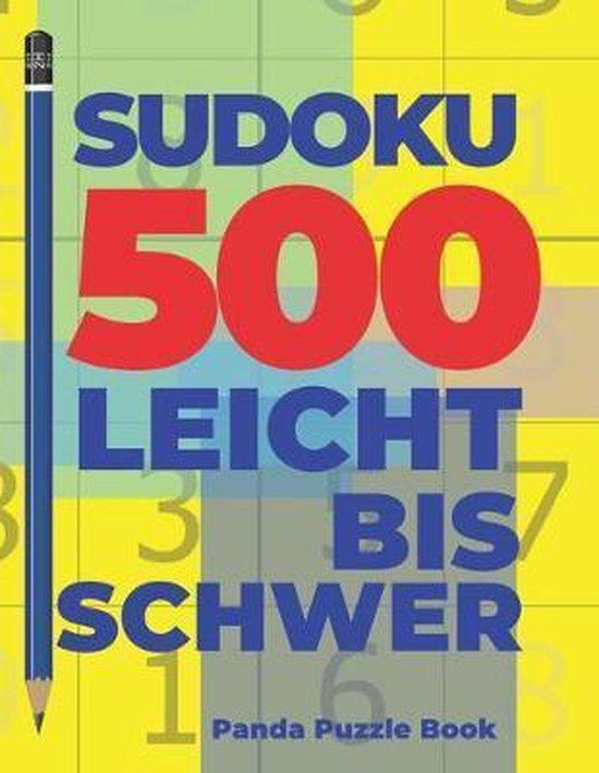 Sudoku 500 Leicht Bis Schwer