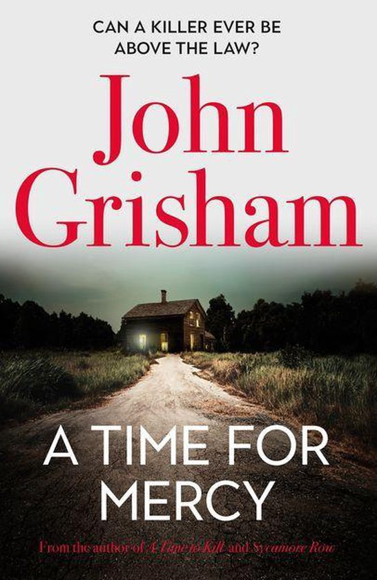 Boek cover A Time for Mercy van John Grisham (Onbekend)