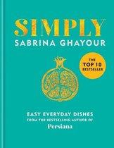 Boek cover Simply van Sabrina Ghayour (Onbekend)