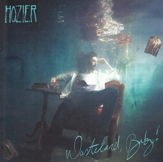CD cover van Wasteland, Baby! (Coloured Vinyl) (2LP) van Hozier