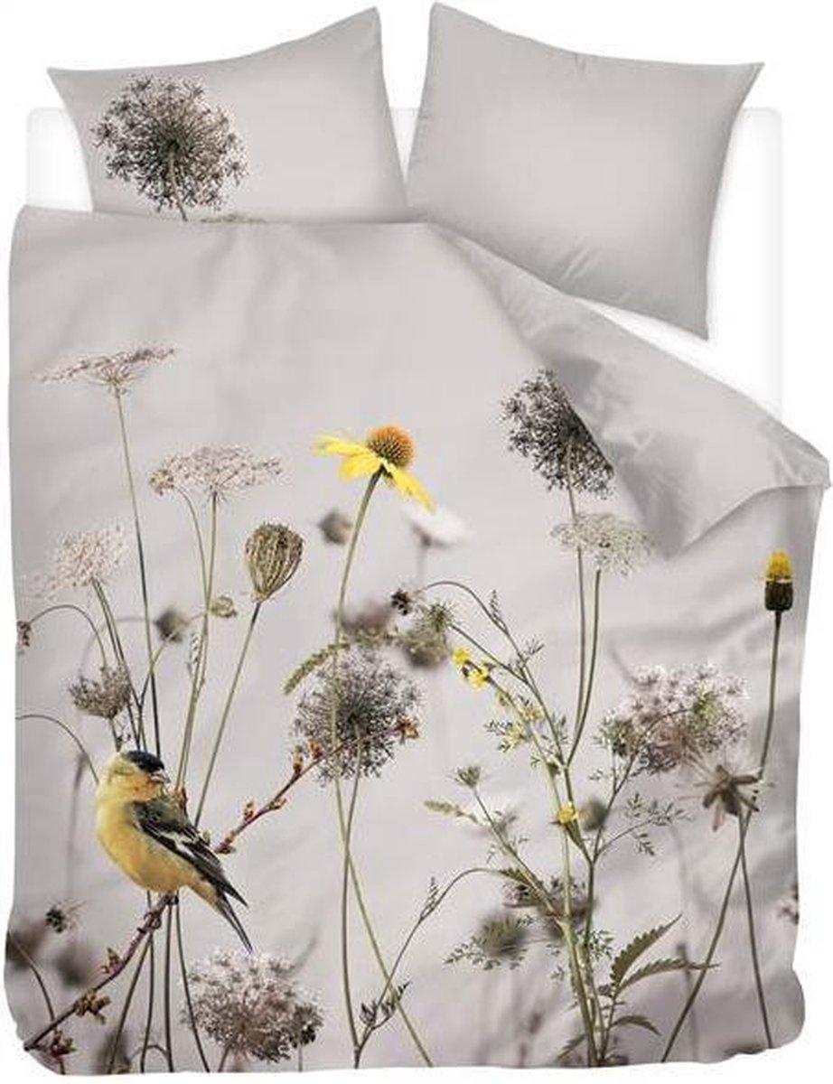 Snoozing Goldfinch - Dekbedovertrek - Lits-jumeaux - 240x200/220 cm - Katoen-satijn - Multi kopen