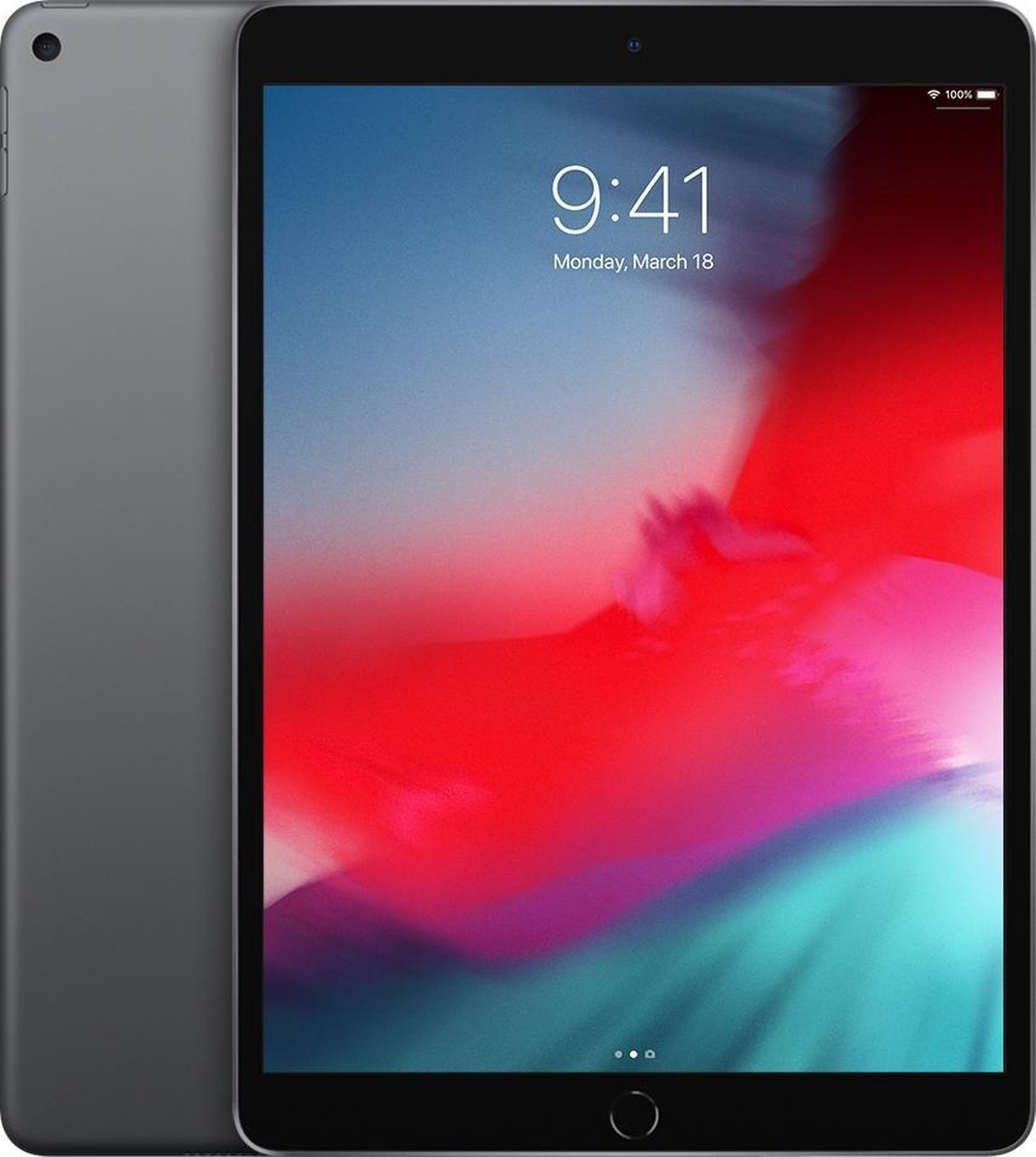 Forza Refurbished iPad Air 2019 64GB Space Gray Wifi only - B grade