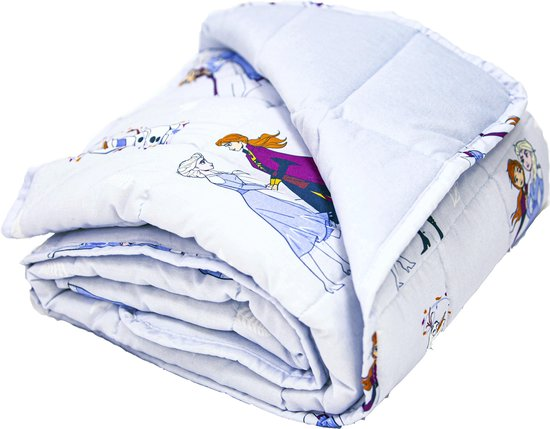 Rest Easy Sleep Better Verzwaringsdeken - 2 kg - Frozen - 90x120