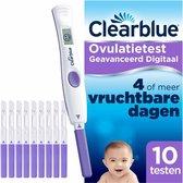 Clearblue  Ovulatietest Digitaal - 10 Stuks