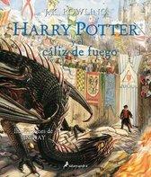 Harry Potter Y El Caliz de Fuego. Edicion Ilustrada / Harry Potter and the Goblet of Fire