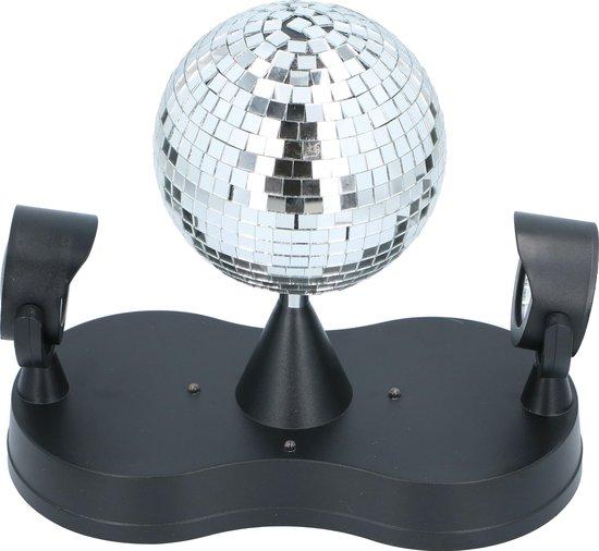 PartyFunLights - Discolamp - LED - spiegelbol - PartyFunLights