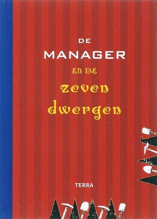 Cover van het boek 'De manager en de zeven dwergen' van W. Hölker