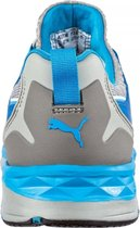 Xcite Mens Low Toggle Safety Shoe (Grey/Blue)