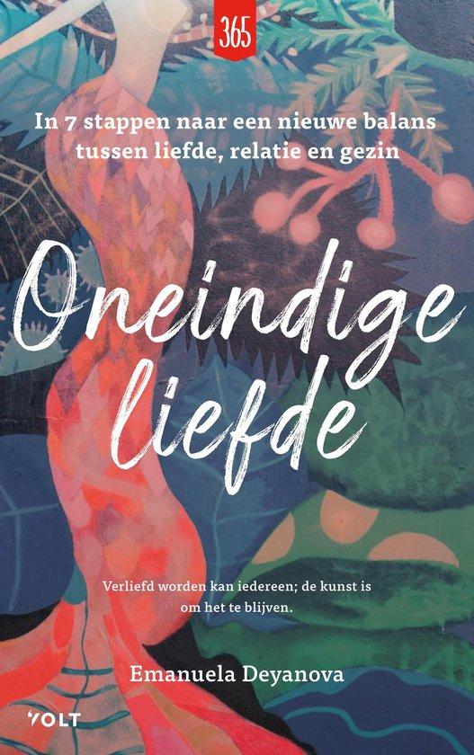 Boek cover Oneindige liefde van Emanuela Deyanova (Paperback)