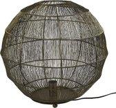 Messing Tafellamp Belinda -  Ø50xH48 cm