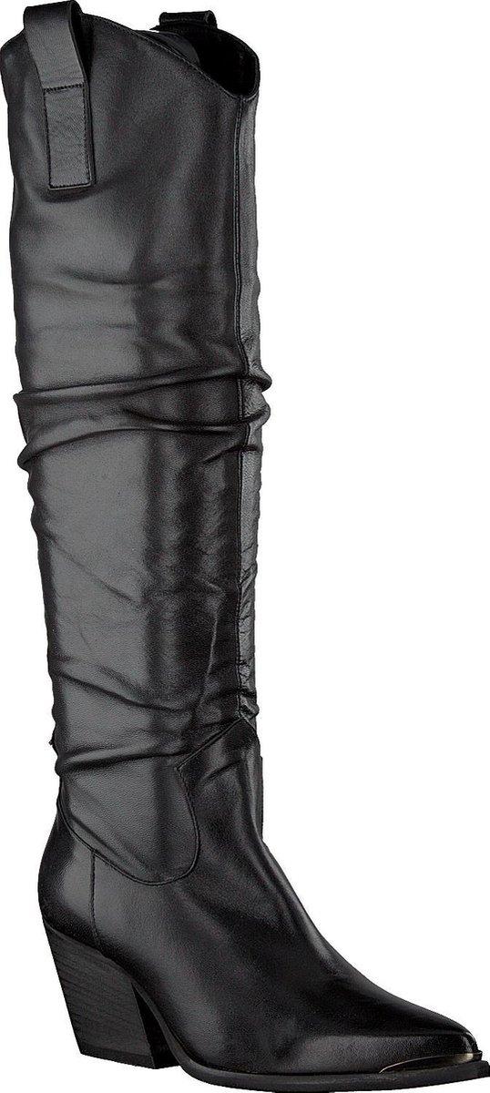 Zwarte Hoge Laarzen Ai364